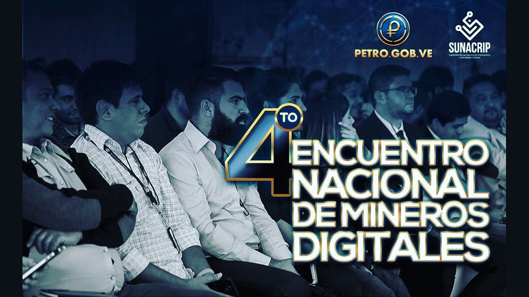 4to Encuentro Nacional de Mineros Digitales cover