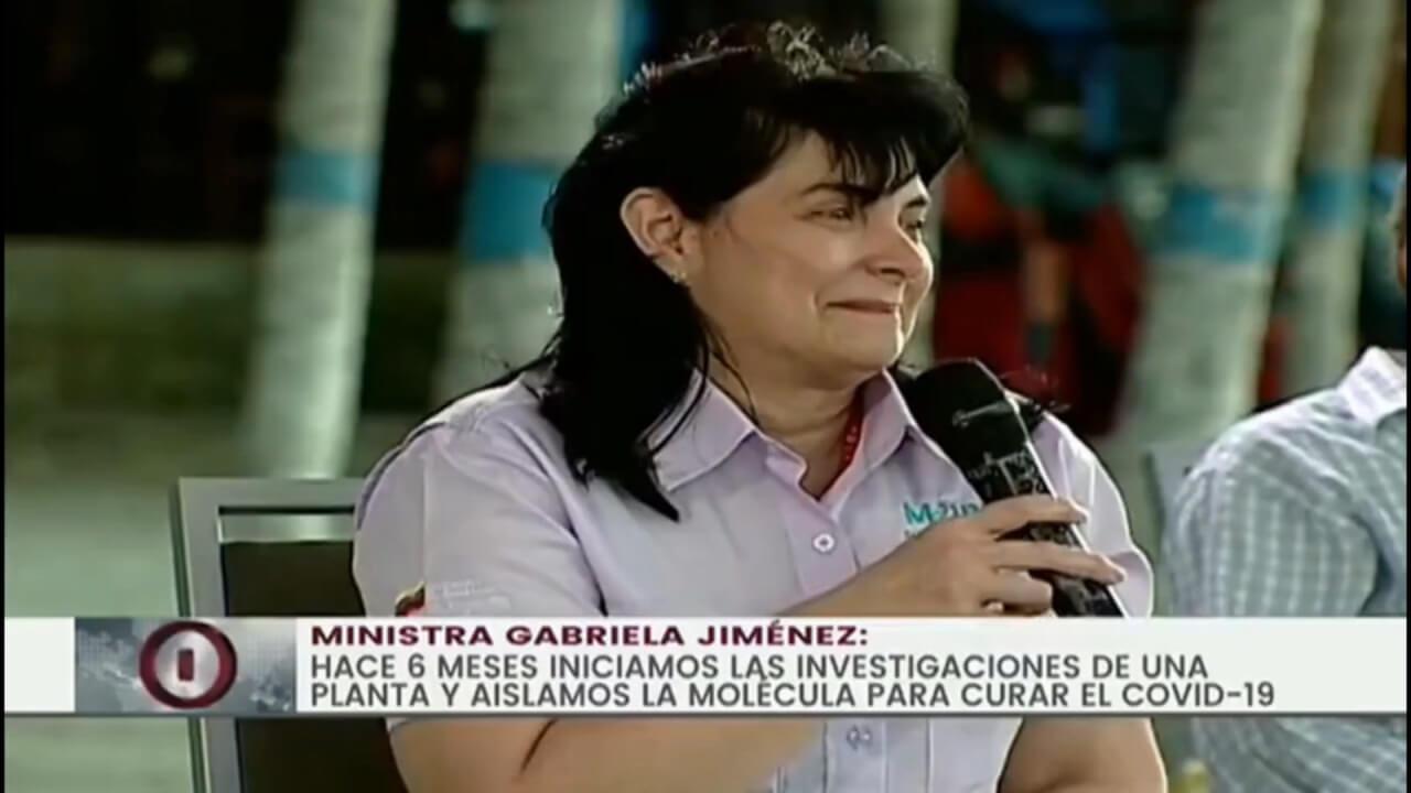 Venezuela desarrolla nuevo tratamiento para el covid-19 – DR10
