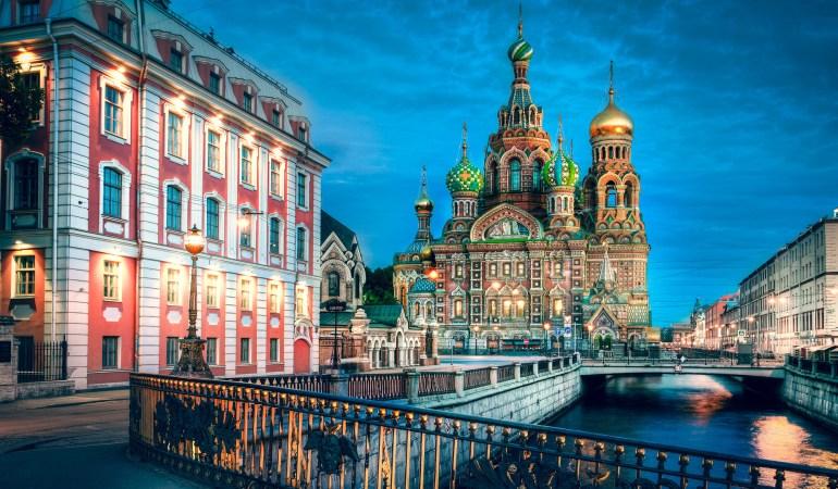 Un paseo por San Petersburgo