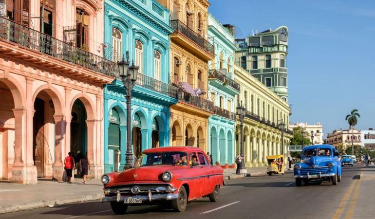 Cuba, auténticamente caribeña