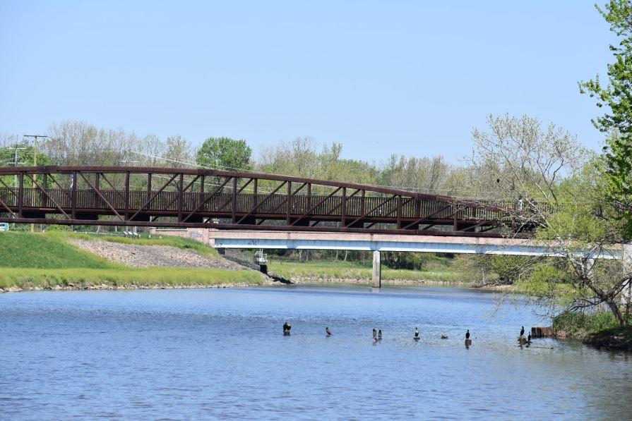 Bridge at Bladensburg Waterfront Park