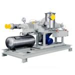 Saurus Vacuum Pump in Pharma Industry
