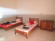 Mein bescheidenes Zimmer in Senaru