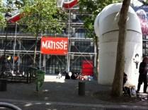 Matisse at Centre Pompidou