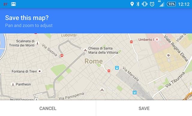 offline maps