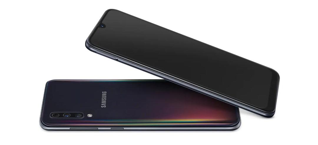Samsung Galaxy A50 1