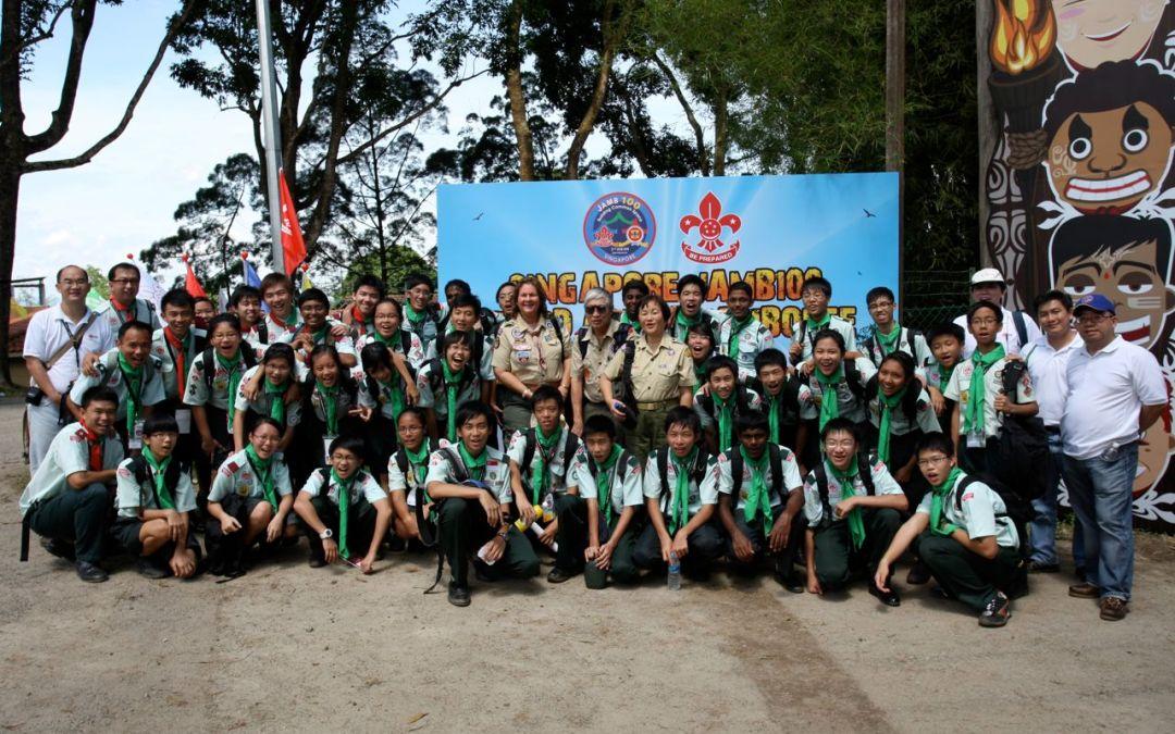 Jamboree 100 & 3rd ASEAN Jamboree Open House