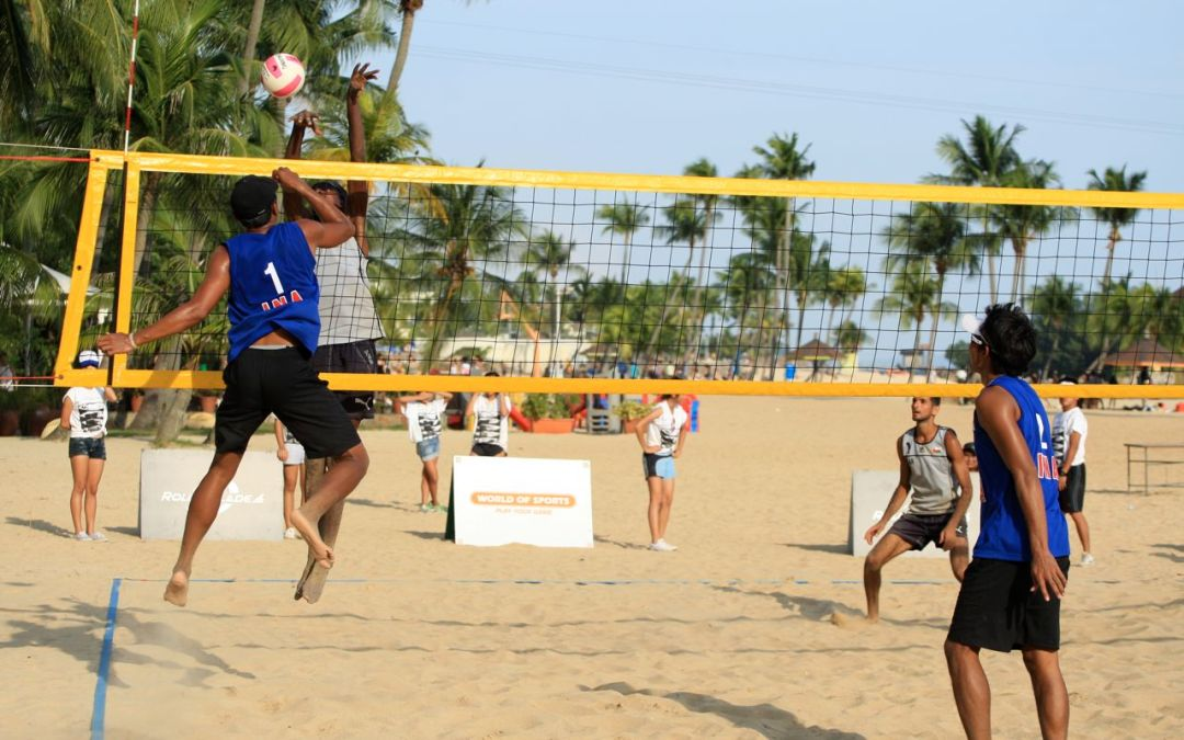 VAS SG Beach Volleyball Open Championships 2011 – Day 2