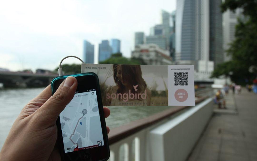 Singapore Arts Festival 2012 – OPEN STUDIO 2012 FEATURING SONGBIRD