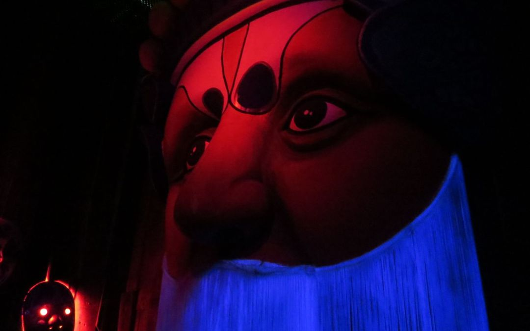 Welcome to Halloween Horror Nights 3!!
