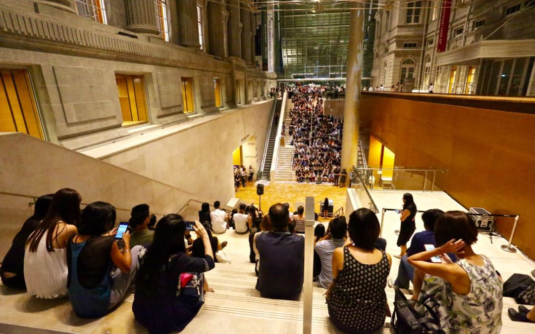 Gallery After Hours at National Gallery Singapore