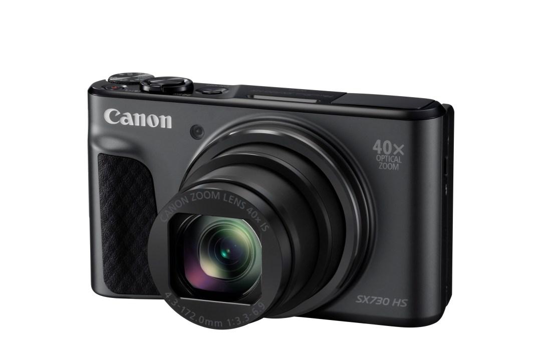 Canon announced PowerShot SX730 HS