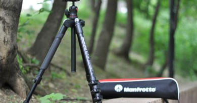 Manfrotto Befree review