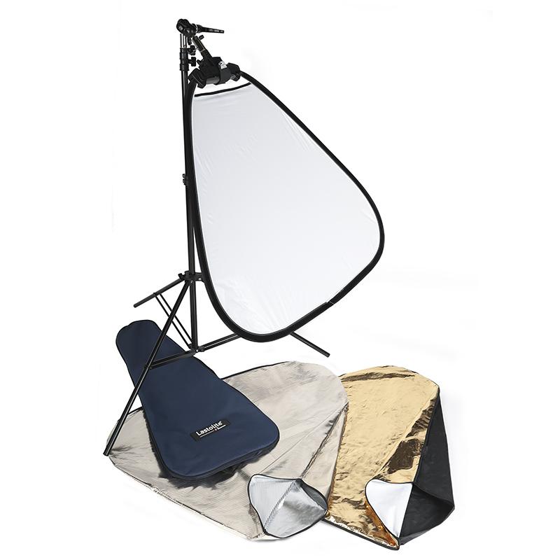Cum folosesti un reflector pentru controlul luminii in fotografie