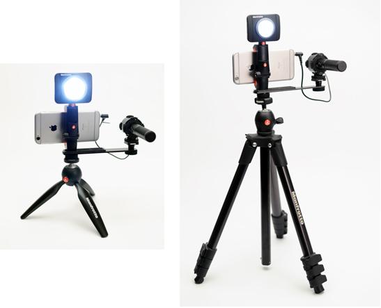 Echipamentul standard pentru un LIVE sau Vlogging reusit
