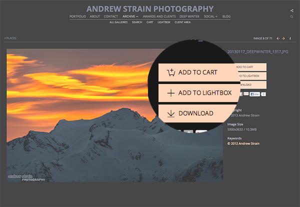 Website: Andrew Strain