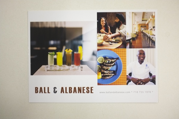 Ball & Albanese mail promo
