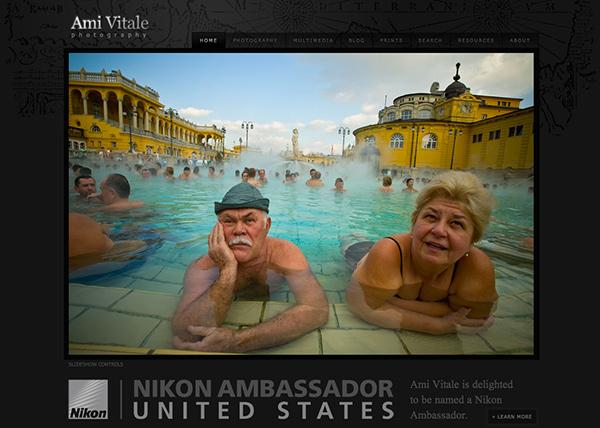 Ami Vitale's homepage