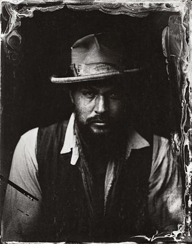 2014 Sundance TIn Type Portraits - Jason Momoa