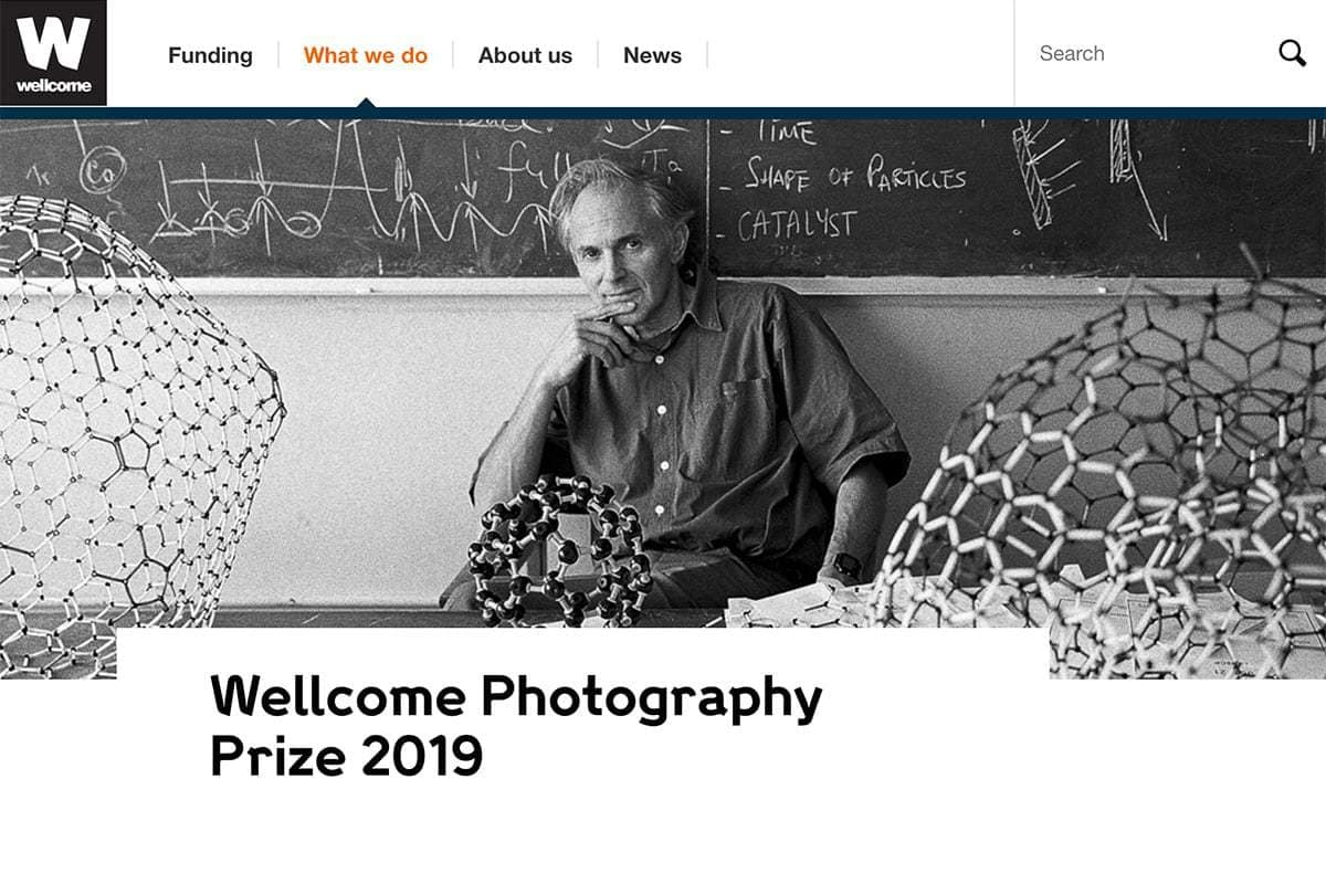 Be Wary of the Wellcome Photography Prize (Updated) - PhotoShelter Blog
