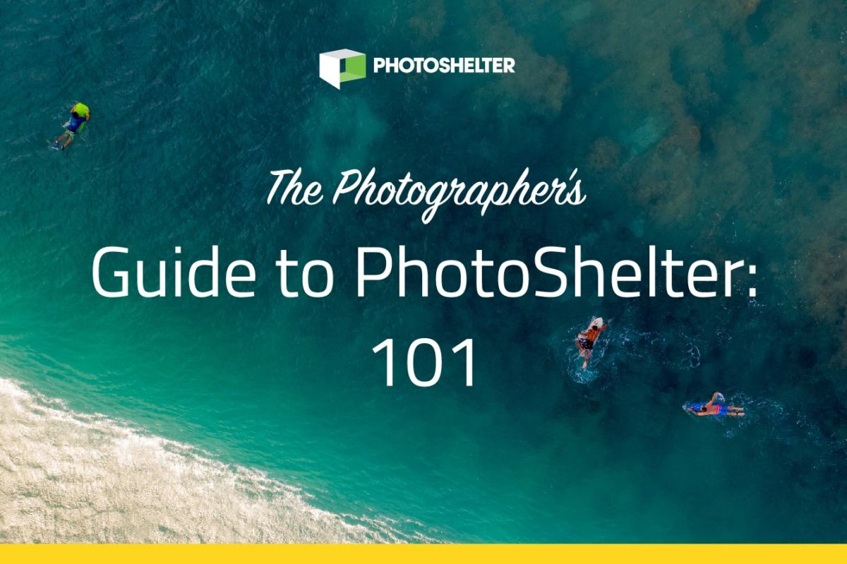 New Guide! The 2019 Photographer's Guide to PhotoShelter: 101 - PhotoShelter Blog