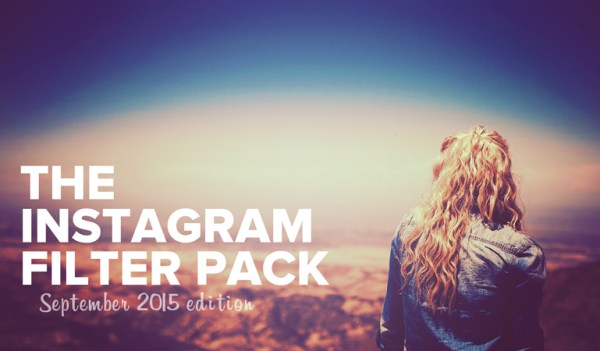 Download this awesome Instagram filter pack FREE today ...