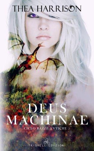 Deus Machinae Book Cover