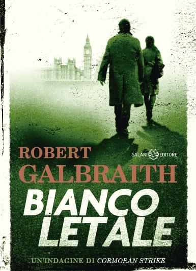 Bianco Letale Book Cover
