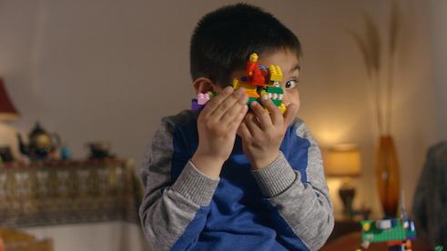 Kronkiwongi: liberare l'immaginazione con i mattoncini Lego