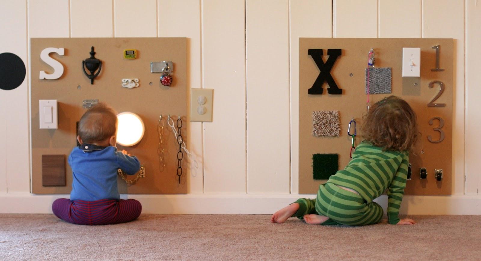 Come realizzare una tavola delle attività Montessori