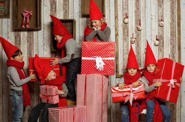 Accademia degli Elfi: corso per aiutanti di Babbo Natale