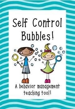 bolle di sapone per autocontrollo