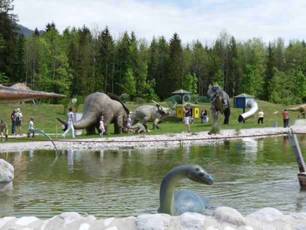 Giocare con i dinosauri a San Prospero (MO)