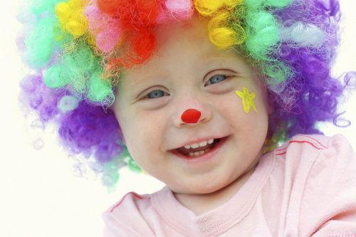 Giochi di Carnevale per bambini piccoli