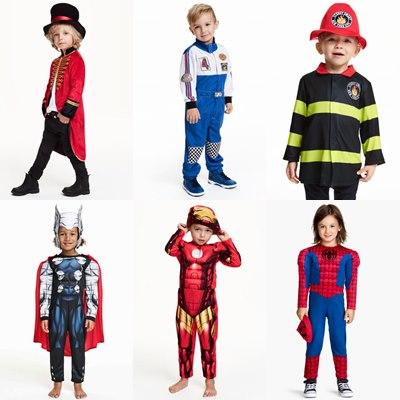 H&M costumi di Carnevale per bambini