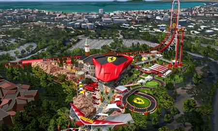 Parco divertimenti Ferrari Land