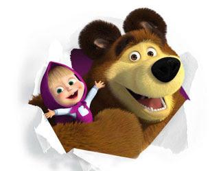 I nuovi episodi di Masha e Orso