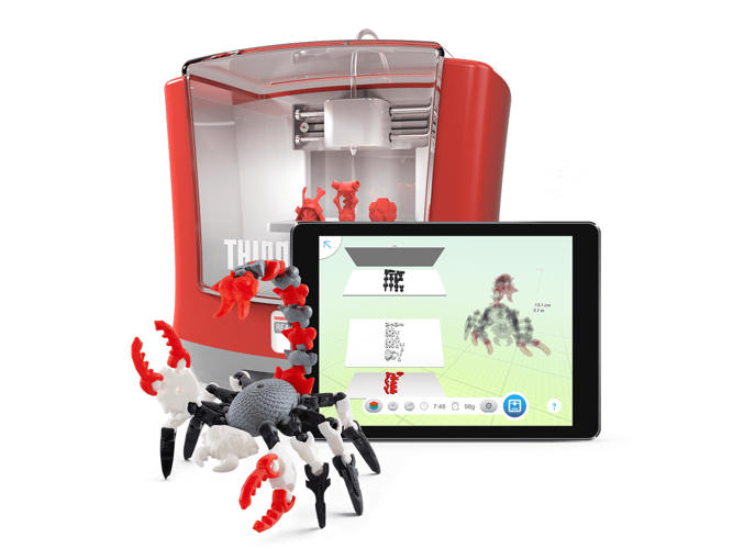 ThingMaker, la stampante 3D di Mattel