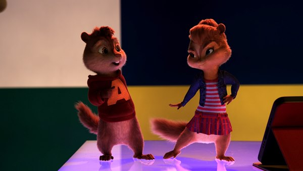 ALVIN AND THE CHIPMUNKS: THE ROAD CHIP Alvin and The Chipmunks, The Chipettes and Characters TM & © 2015 Bagdasarian Productions, LLC. All rights reserved. © 2015 Twentieth Century Fox and Regency Enterprises. All rights reserved. Not for sale or duplication.