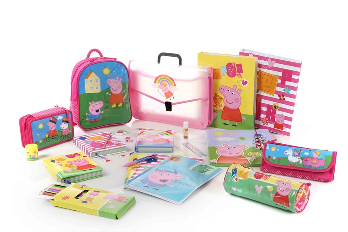 Back to school con Peppa Pig