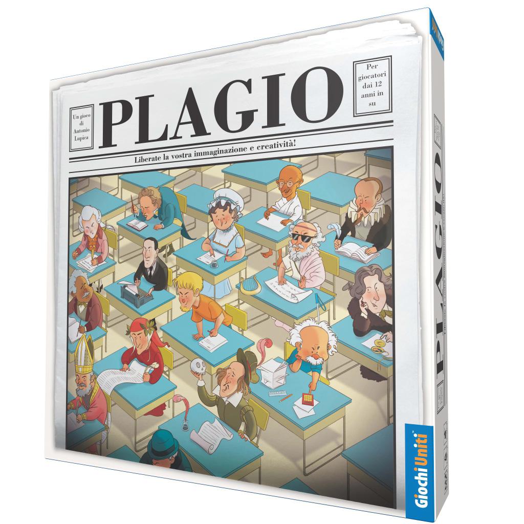 Giochiamo a Plagio?