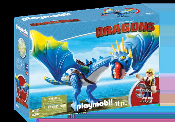 dragons playmobil