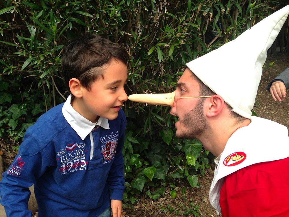 Sai che Pinocchio ha una sorpresa per te?
