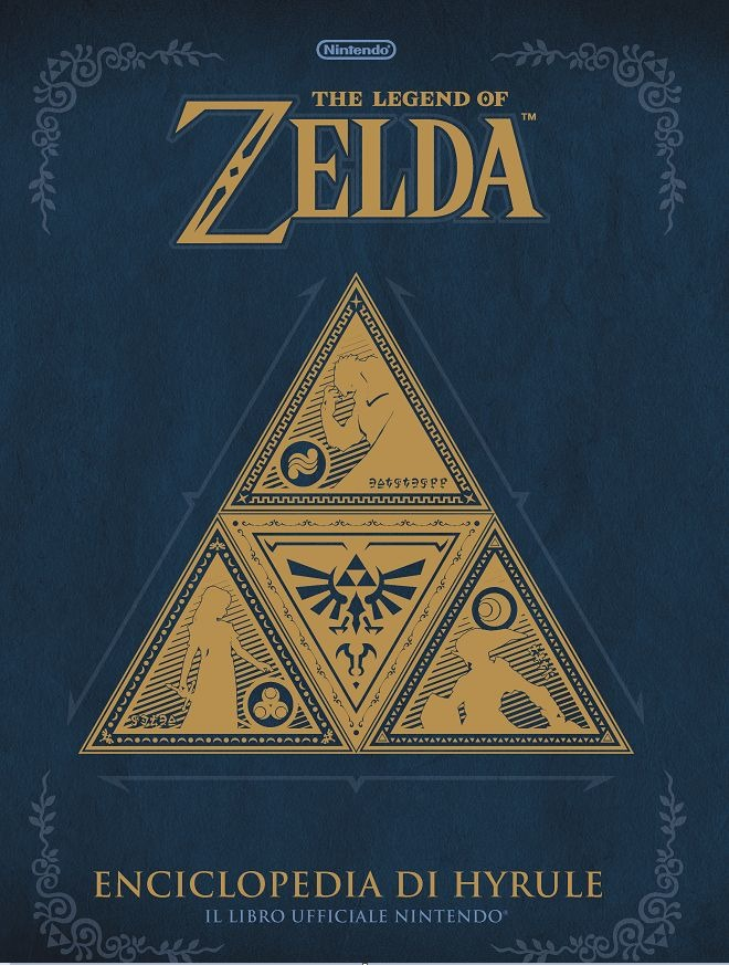 La prima enciclopedia ufficiale dedicata a The Legend of Zelda