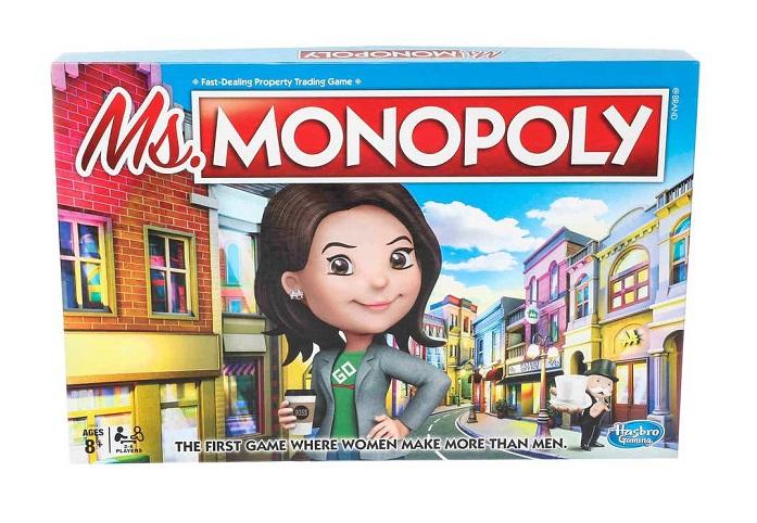 Miss Monopoly: il gioco in scatola delle grandi imprese femminili