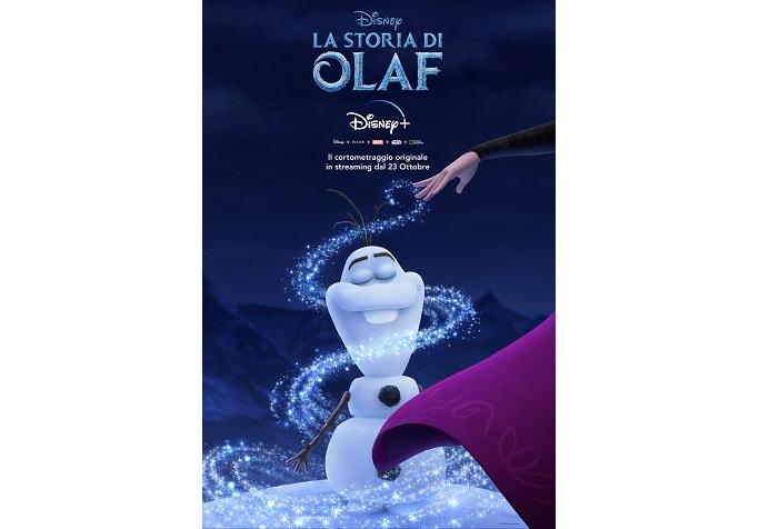La storia di Olaf (Disney)