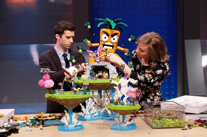 Lego Masters Nuove sfide su Boing