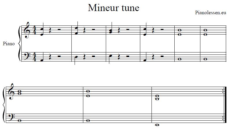mineur-tune