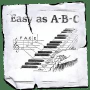 EENVOUDIGE BLADMUZIEK VOOR PIANO