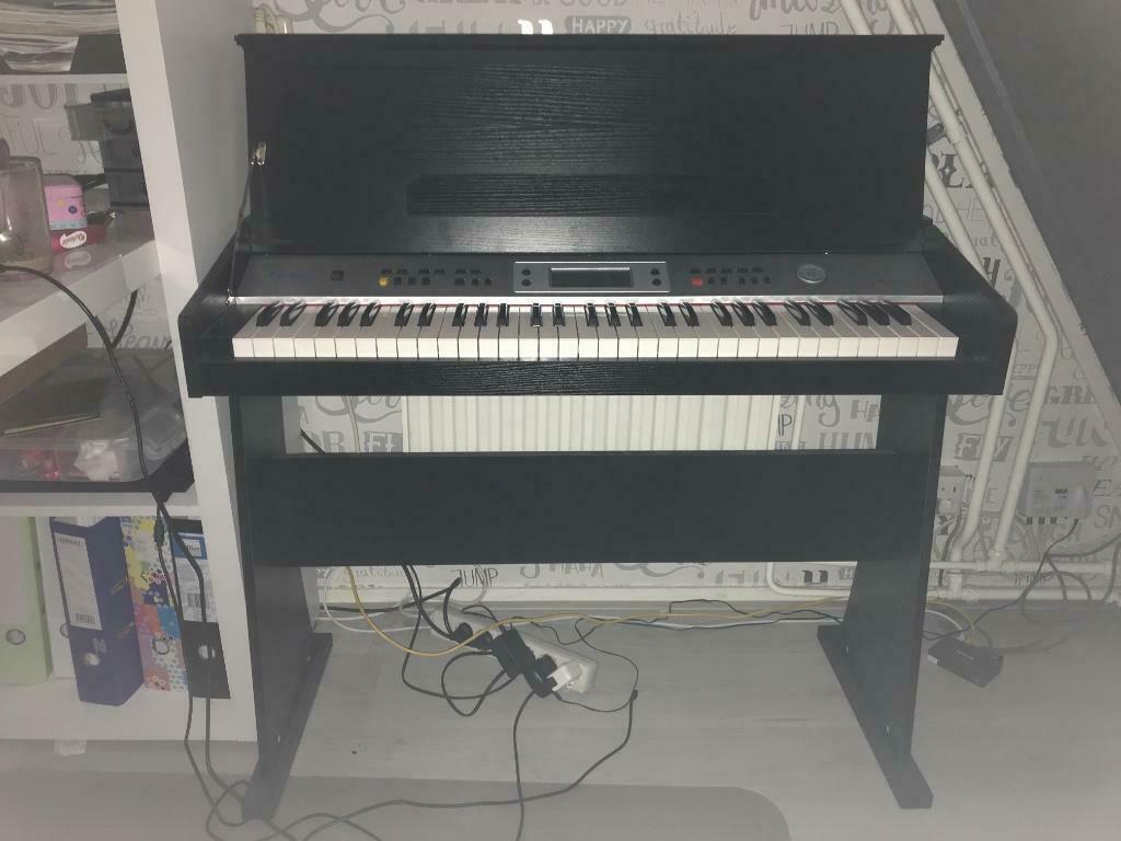Kleine digitale piano